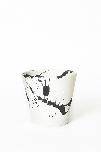 White Torrent Planter - Young & Able  - 1