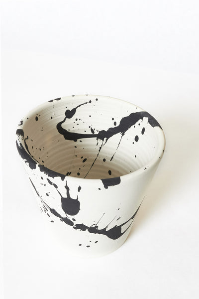 White Torrent Planter - Young & Able  - 3