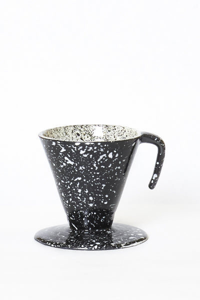 Black Speckled Pour Over - Young & Able  - 1