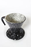 Black Speckled Pour Over - Young & Able  - 3