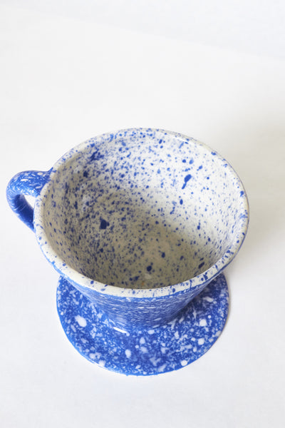 Blue Speckled Pour Over - Young & Able  - 3