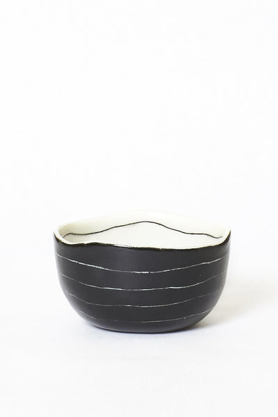 Large Salad Striped Rice Bowl - Young & Able  - 1