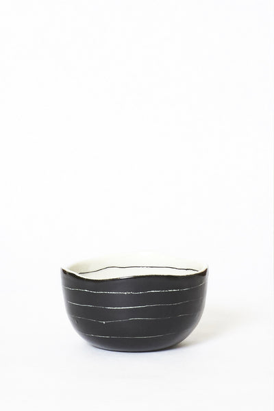 Large Salad Striped Rice Bowl - Young & Able  - 2