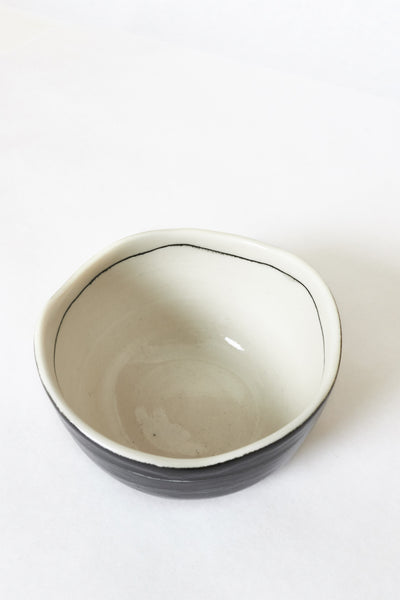 Large Salad Striped Rice Bowl - Young & Able  - 3