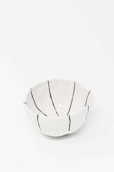 Spider Pinch Bowl - Blue