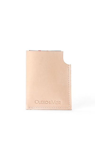 Leather Wallet - Natural - Young & Able  - 1