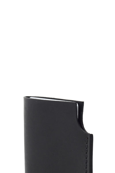 Leather Wallet - Black - Young & Able  - 3