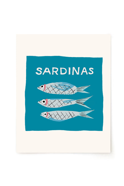 Sardinas - Young & Able  - 1