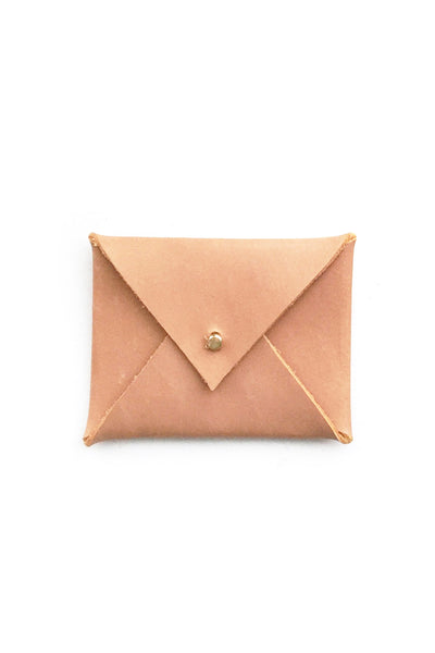 Leather Envelope Pouches - Young & Able  - 1