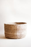 Banana Leaf Floor Basket - Young & Able  - 1
