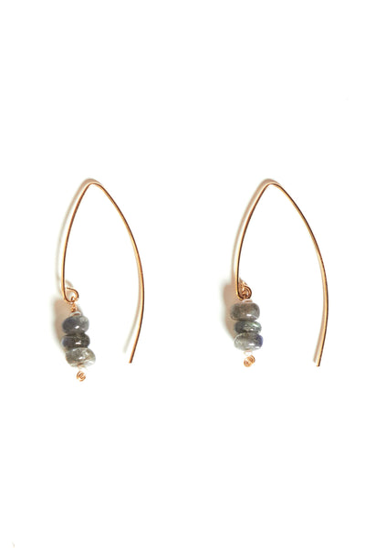Carin Earrings - more colors - Young & Able  - 2