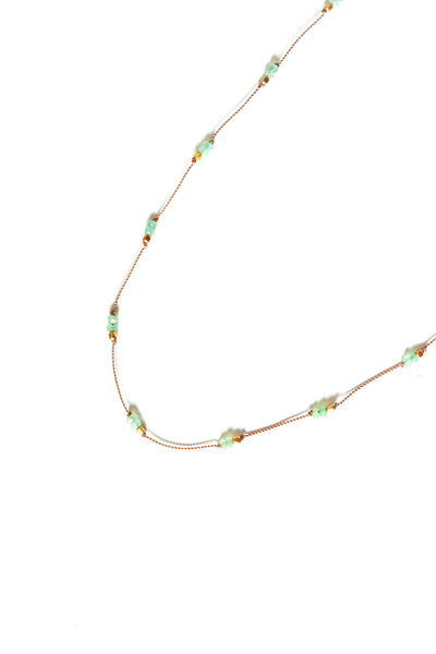 Peaseblossom Necklace - Young & Able  - 4