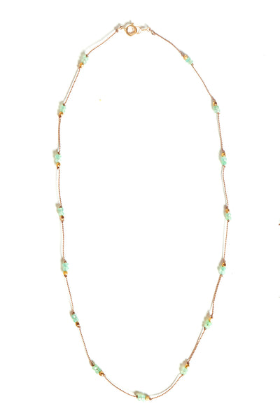 Peaseblossom Necklace - Young & Able  - 3