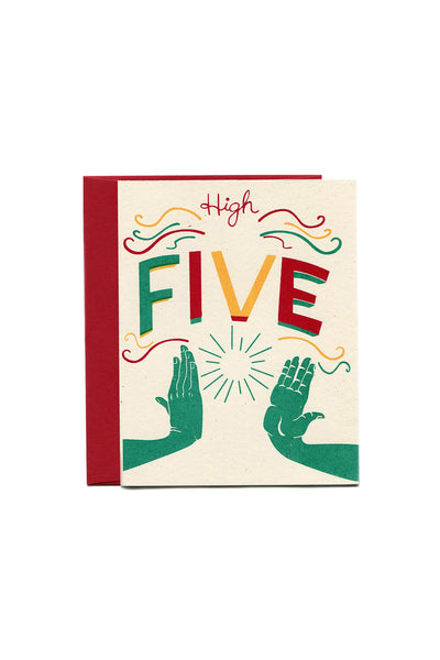 High Five - Young & Able  - 1