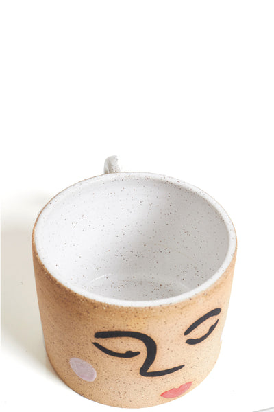 Face Mug - Young & Able  - 2
