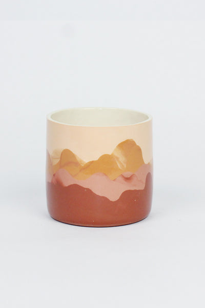 Marbled Terra Cup