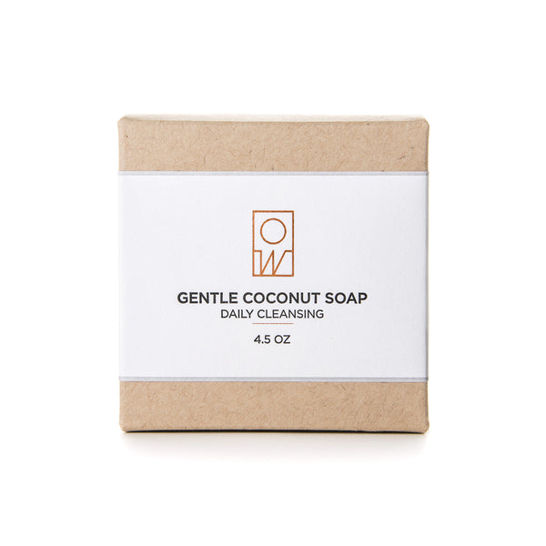 Gentle Coconut Soap