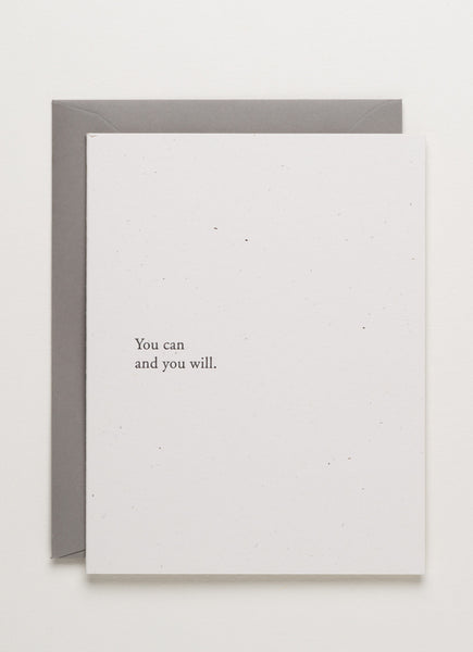 Everyday Card Set (You can and you will, confetti, keep doing you) - Young & Able  - 2