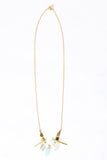 Gold Spike Necklace - Young & Able  - 2