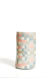 Checker color series vase - Young & Able  - 1