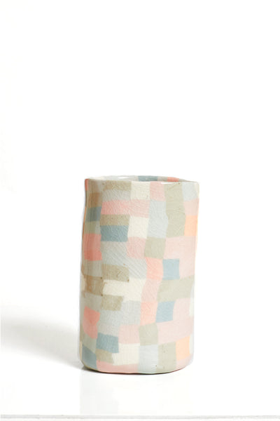 Checker color series vase - Young & Able  - 2