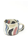 Color series cup with handle