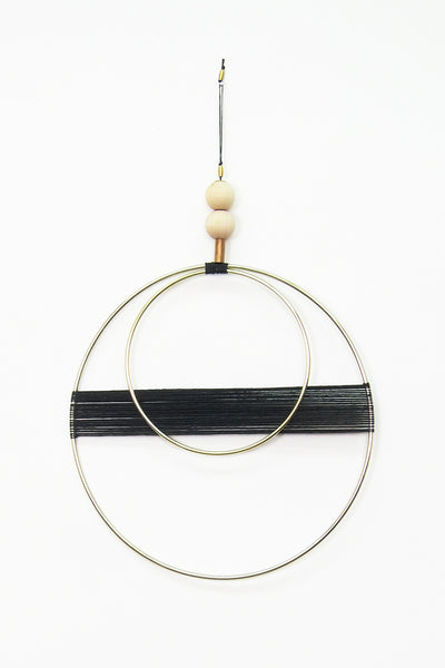 Double Circle Wall Hanging - more colors - Young & Able  - 1