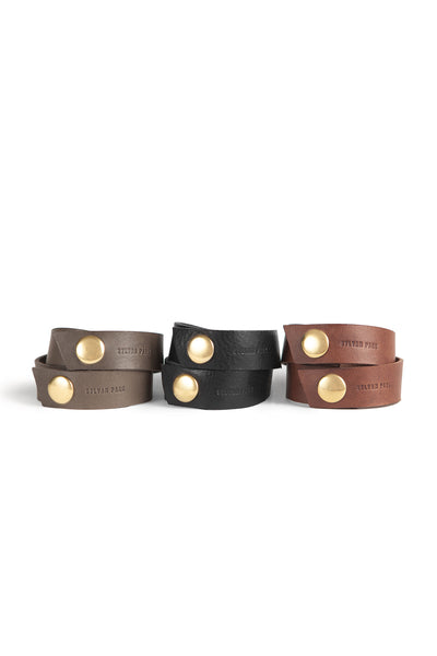 Brass Snap Bracelets - Young & Able