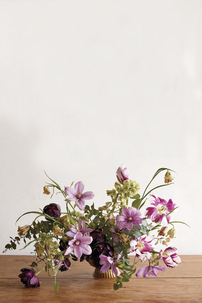 Sold Out- 11/9 Flower Arrangement Workshop with The Floral Society