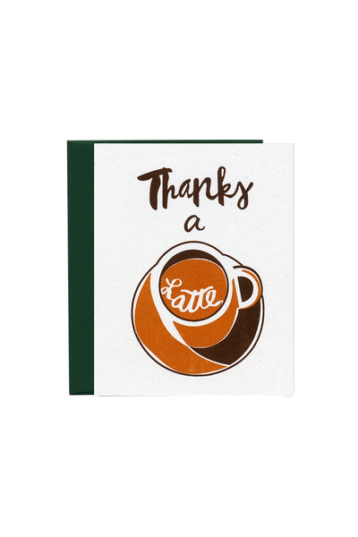 Thanks A Latte - Young & Able  - 1