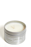 4 oz Tin Candles - more scents - Young & Able  - 5