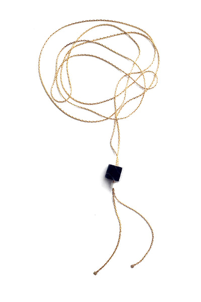 Cube Bolo Tie - more options - Young & Able  - 1