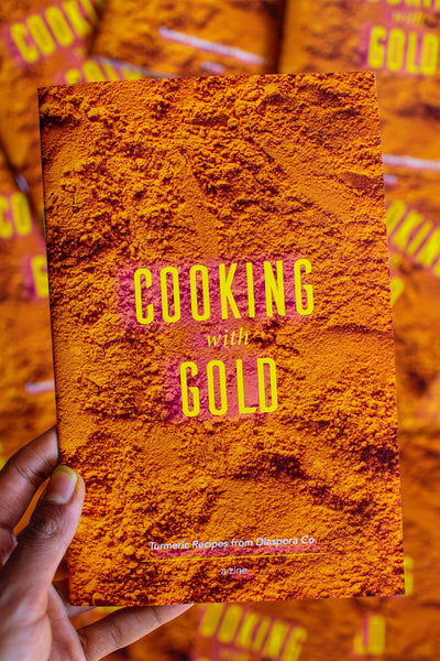 Cooking With Gold Zine