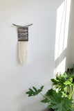 Let The Sun Shine In Handwoven Tapestry
