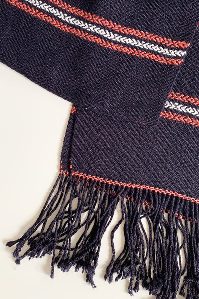 Handwoven Bamboo Scarf
