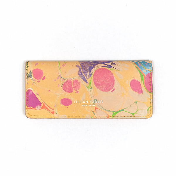 Marble Large Wallet