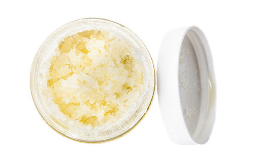 Rosewood & Grapefruit Sea Salt Scrub - Young & Able  - 2