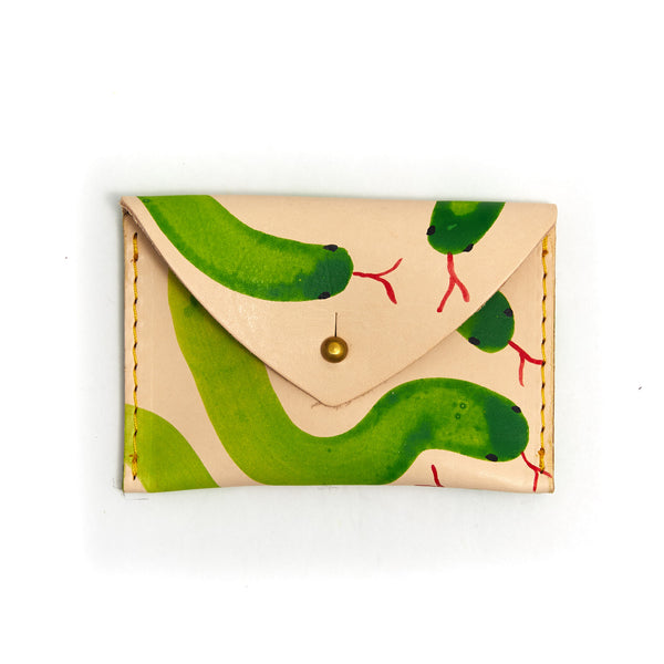 Snake Envelope Wallet