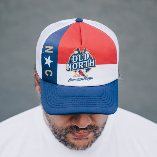 Old North Logo Trucker Hat