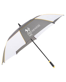 "Preakness 145 60"" Heathered Sport Auto Open Golf Umbrella"