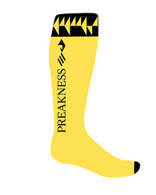 Preakness 145 Performance Crew Socks