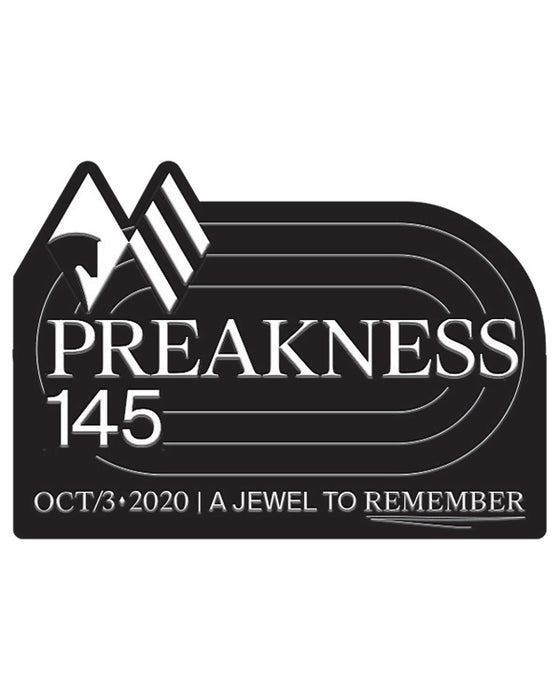 Preakness 145 Pvc Magnet