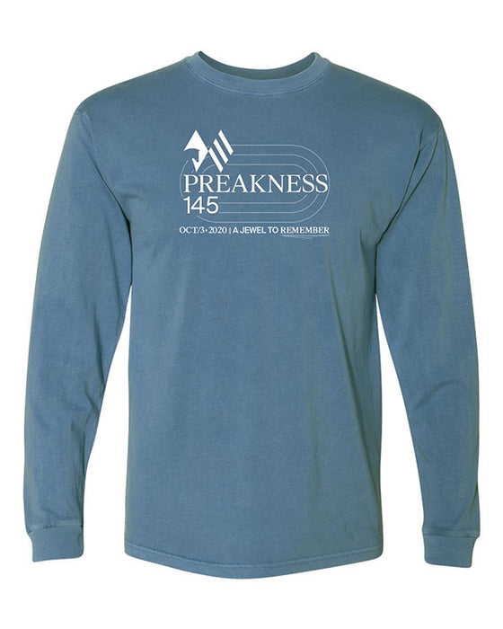 Preakness 145 Next Level Inspirited Dye Long Sleeve Crew