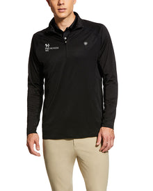 Preakness 145 Ariat Men's Sunstopper 1/4 Zip
