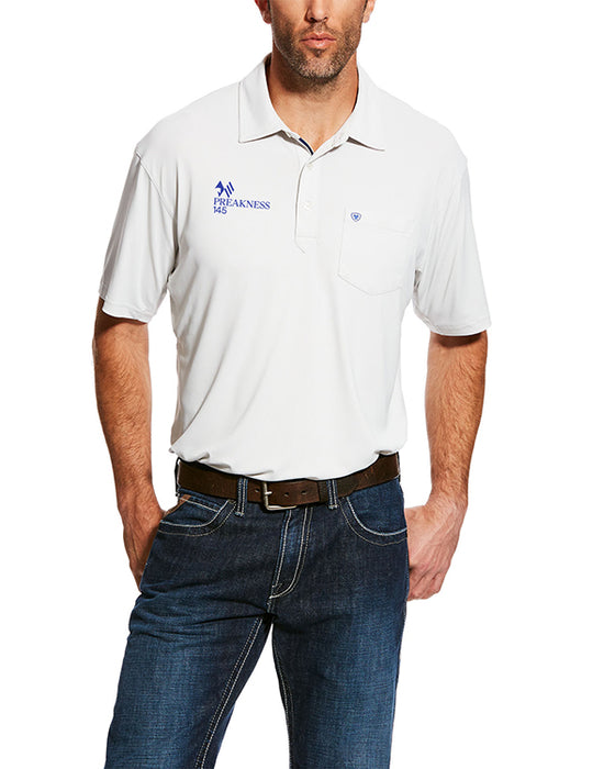 Preakness 145 Ariat Men's Freeze Point Polo