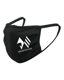 Preakness Face Mask (Black)