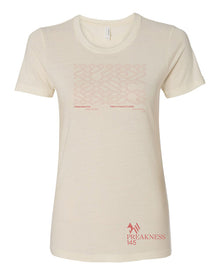 Preakness 145 Next Level Women's Short Sleeve Boyfriend Crew