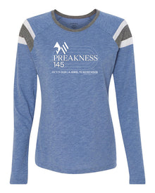 Preakness 145 Augusta Sportswear Women's Fanatic Long Sleeve T-Shirt