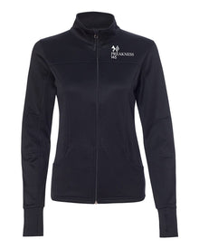 Preakness 145 Independent Trading Co. Women's Poly-Tech Full Zip Track Jacket