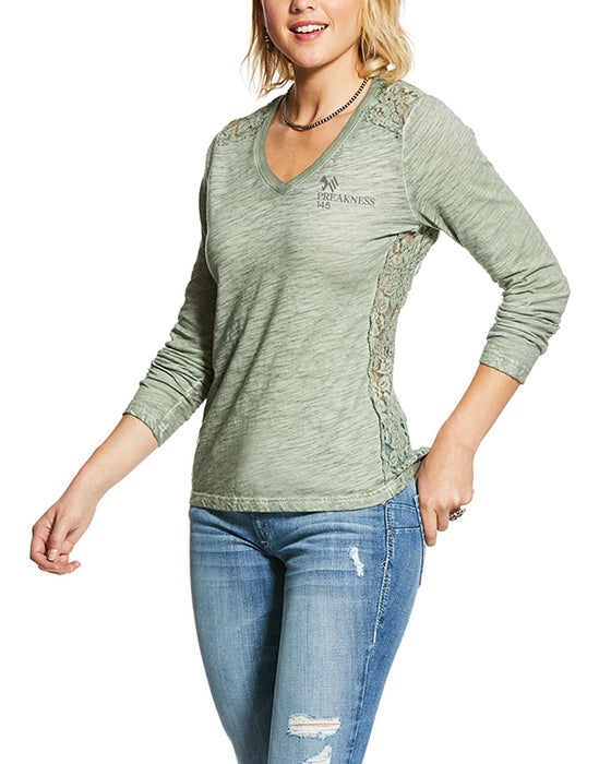 Preakness 145 Ariat Women's Long Sleeve Top